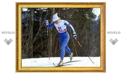 Тульские лыжники не добежали до медалей