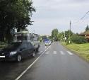В Алексине 30-летняя автоледи на «Тойоте» сбила пешехода