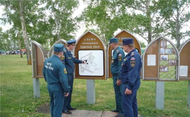 60 МЧСников будут обеспечивать безопасность на Куликовом поле