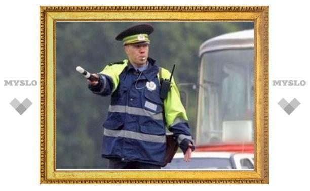 Веневские гаишники задержали водителя-убийцу