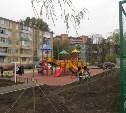 В Туле прошла приёмка двора на ул. Металлургов