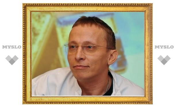 Иван Охлобыстин научит туляков готовить