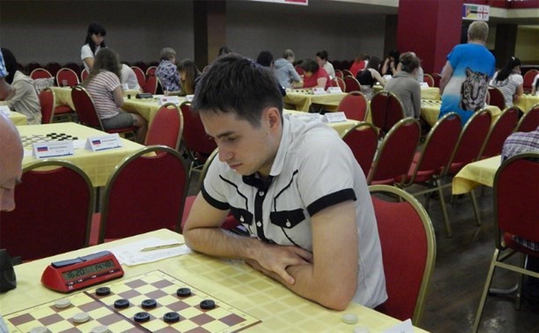Тульский шашист завоевал бронзу на чемпионате мира
