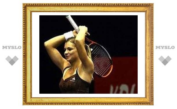 Мария Кириленко выиграла теннисный турнир в Калькутте