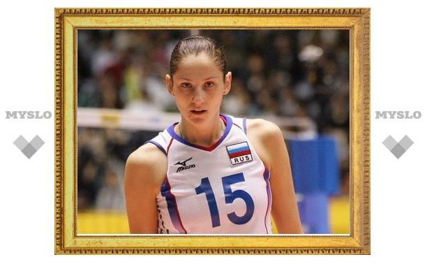 Тульская волейболистка планирует поменять фамилию