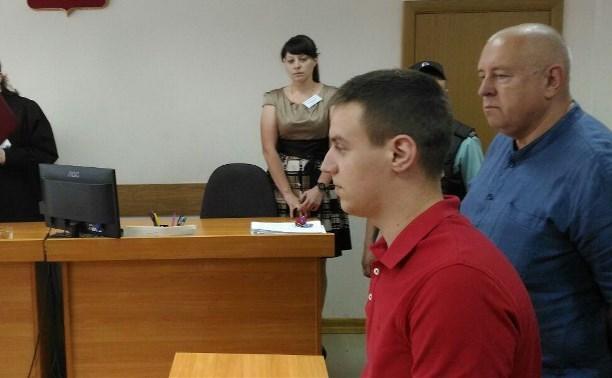 Полицейский Сергей Песенников подал жалобу в Тульский областной суд