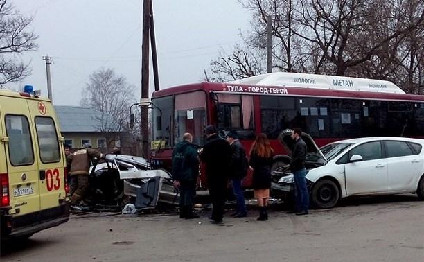 В страшной аварии в Мясново пострадала 14-летняя девочка