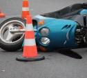 В Тульской области пьяный полицейский сбил скутериста