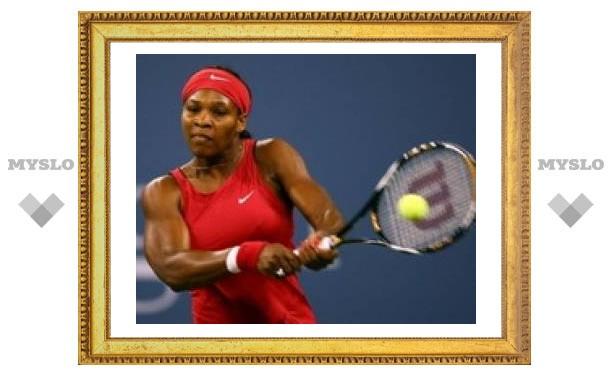 Cерена Уильямс победила в финале US Open