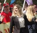 В Туле прошел ежегодный парад студентов: фоторепортаж