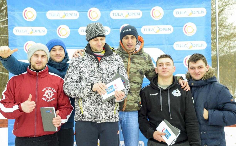 В Туле определили новых чемпионов по пляжному волейболу на снегу