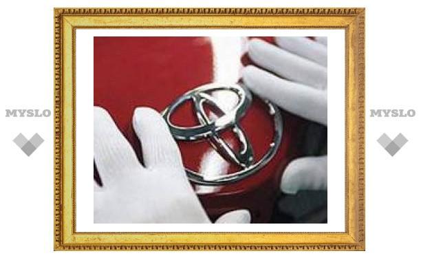 Toyota рассказала о своих планах в области автопроизодства
