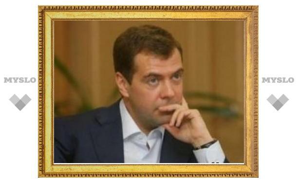 Президент недоволен тульскими заводами