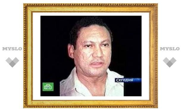 Суд приостановил экстрадицию панамского диктатора из США во Францию