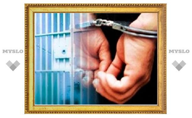 Ефремовец получил срок за попытку изнасилования женщины и оскорбление полицейского