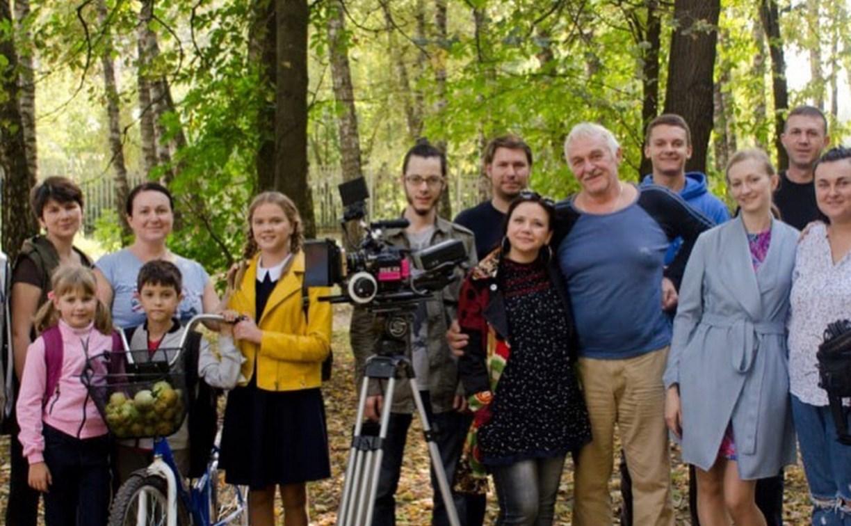 В Туле сняли короткометражный фильм «Когда небо улыбается»