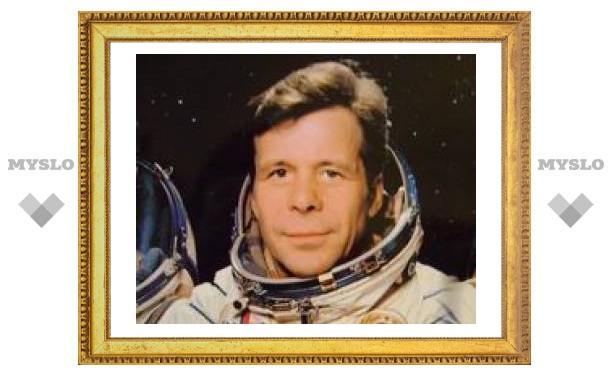 В Туле вспомнили местного космонавта