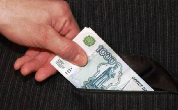 Пенсионерку из Щёкино будут судить за взятку полицейскому