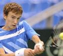 Тульский теннисист потерпел очередную неудачу