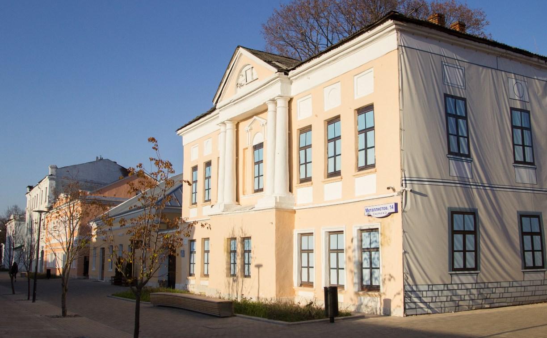 Власти Тулы продают старинную усадьбу на ул. Металлистов по цене комнаты в коммуналке