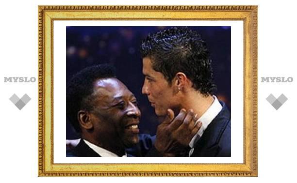 ФИФА назвала лауреатов 2008 года