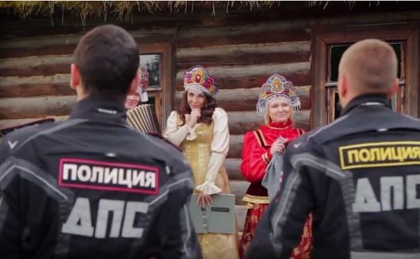 Сказочный ролик о гаишниках участвовал во Всероссийском конкурсе