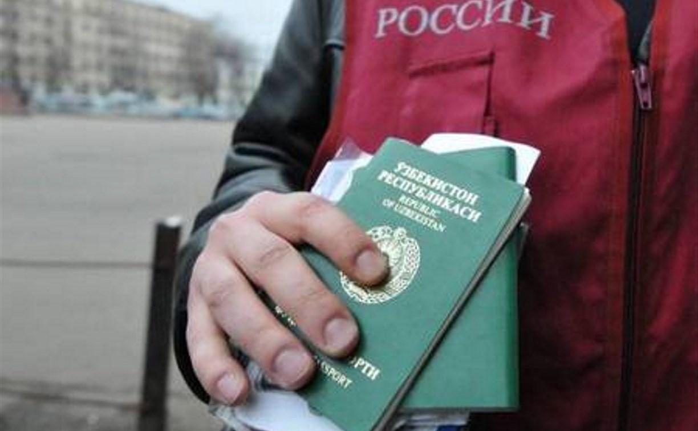 В Заокском районе полицейские выявили 20 случаев нарушений миграционного законодательства