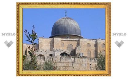 Израиль снял ограничение на доступ к мечети Аль-Акса