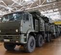 Тульские «Панцири» будут прикрывать небо главной российской базы Тихоокеанского флота