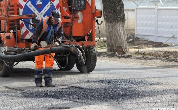 Тульская область не получит федеральные деньги на ремонт дорог