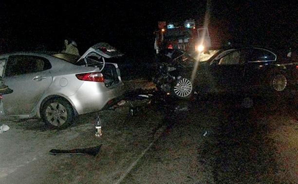 В ДТП на трассе М2 погиб 46-летний мужчина