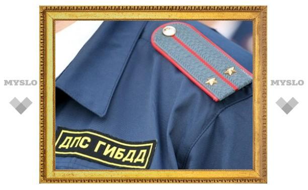 Сотрудник ГИБДД и его пассажир погибли в ДТП под Тулой