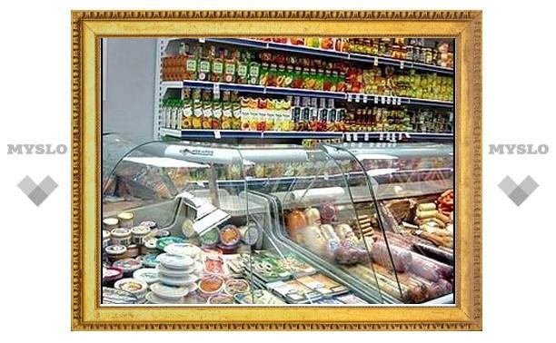 В магазинах Тульской области торгуют просроченными продуктами