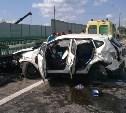 В ДТП на М4 пострадали три человека