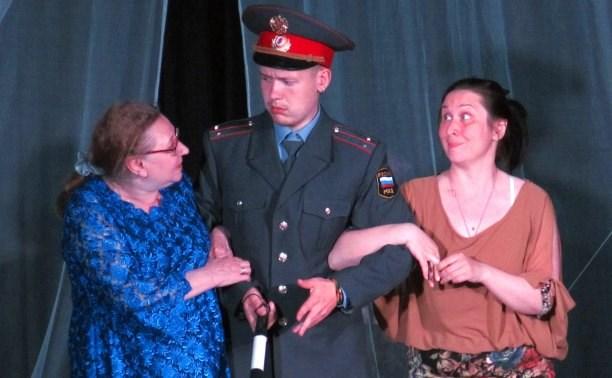 Тульский театр «Эрмитаж» представит обновлённый спектакль «Миллионерши»