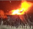 За сутки в трёх районах Тулы и области произошли пожары