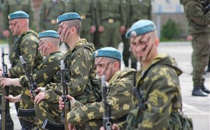 Тульские десантники провели «день открытых дверей»