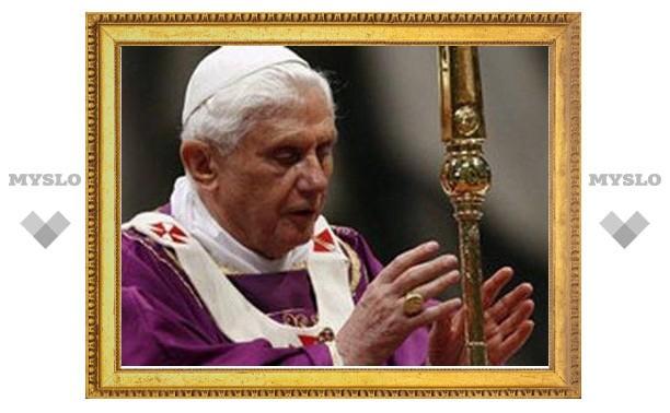 Папа Римский осудил теракты в московском метро