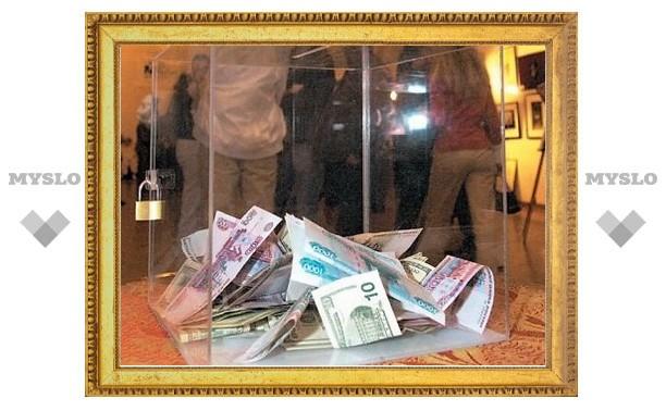 В Суворове проходит год благотворительности