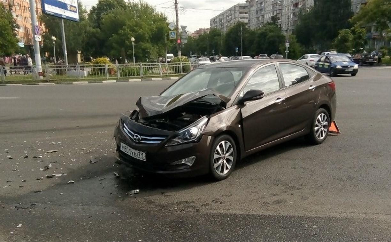 В Туле разыскиваются очевидцы аварии на Красноармейском проспекте