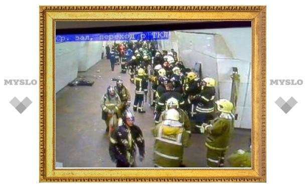 Взрывы в метро: тульская милиция готова перейти на усиленный режим