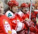 Легенды отечественного хоккея приедут в Алексин