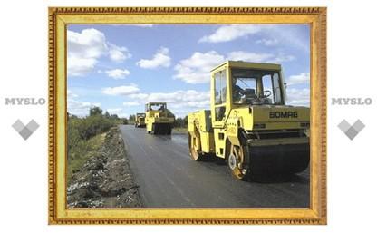 В Туле будет построена новая трасса стоимостью 500 млн рублей