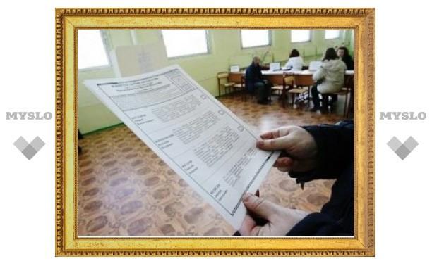 На тульских выборах голосовали даже умершие горожане
