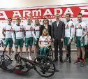 Велосипедная команда «Армада» представит Россию на Паралимпийских играх в Токио