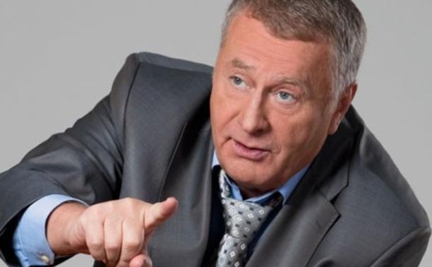 """Жириновский хотел запретить слова """"диарея"""", """"бойфренд"""" и """"голкипер"""""""
