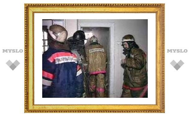 Пожар в здании Росохранкультуры потушен