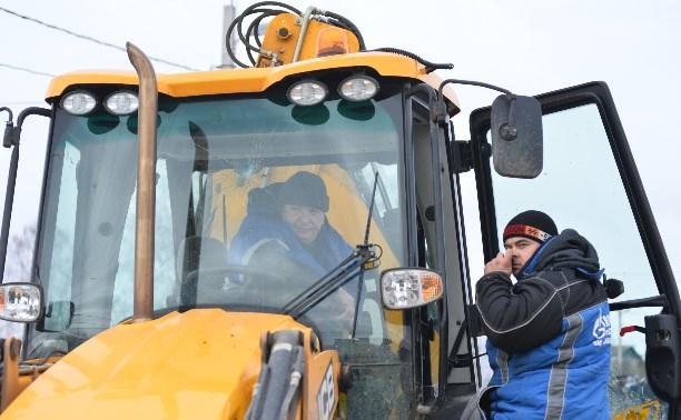 Оставшиеся без газа жители Плеханово замерзают в своих домах