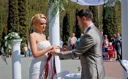 Необычная свадьба с агентством «Свадебный Эксперт»