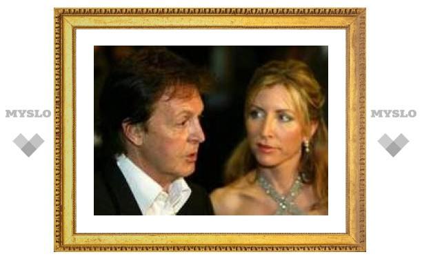 Развод с женой довел Пола Маккартни до расставания с лейблом